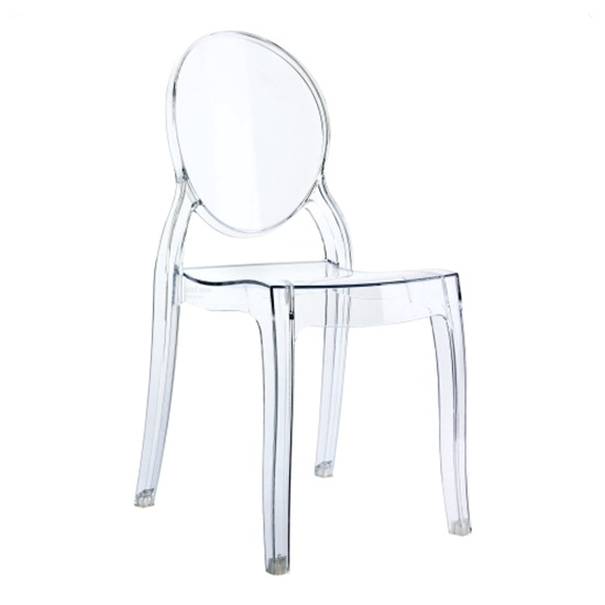 Replica Transparent Elizabeth Chair