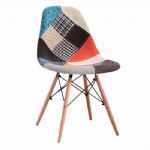 Replica Patchwork Eames DSW Chair
