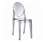 Replica Transparent Victoria Ghost Chair